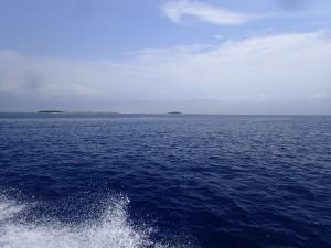 沖縄チービシ諸島ナガンヌ島