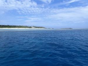 沖縄ダイビング北部,水納島