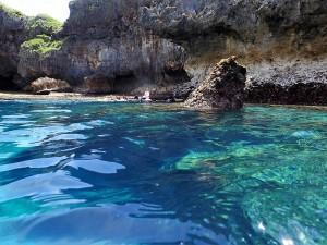 沖縄シュノーケリング青の洞窟