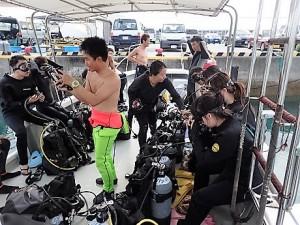 沖縄ダイビング体験青の洞窟