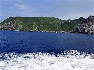 渡名喜島,粟国島ダイビング