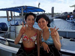 沖縄体験ダイビング真栄田岬