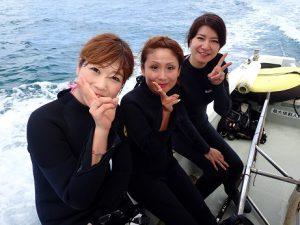 沖縄ファンダイビング真栄田岬