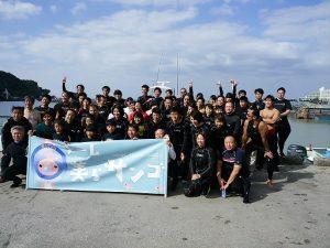 沖縄ダイビング万座サンゴ