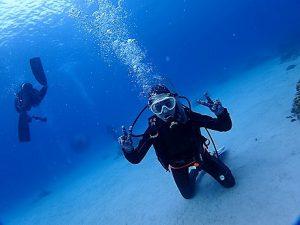 沖縄体験ダイビング慶良間諸島
